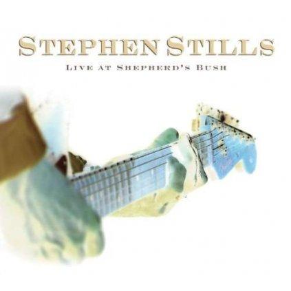 VINYLO.SK | STILLS, STEPHEN ♫ LIVE AT SHEPHERD'S BUSH [CD + DVD] 0081227984694