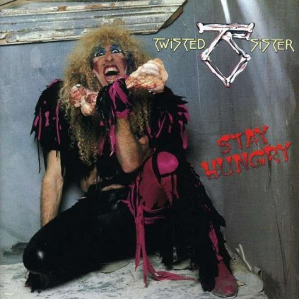 VINYLO.SK | TWISTED SISTER ♫ STAY HUNGRY [2CD] 0081227986193