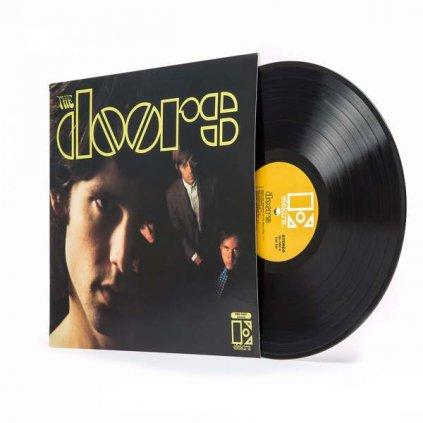 VINYLO.SK | DOORS, THE ♫ THE DOORS (STEREO) [LP] 0081227986506