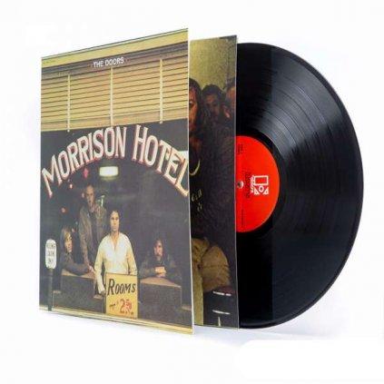VINYLO.SK   DOORS, THE ♫ MORRISON HOTEL [LP] 0081227986537