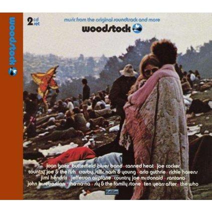 VINYLO.SK | OST ♫ WOODSTOCK VOL.1 [2CD] 0081227987282