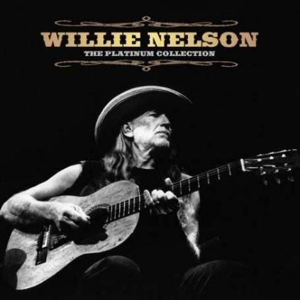 VINYLO.SK | NELSON, WILLIE ♫ PLATINUM COLLECTION [CD] 0081227993160