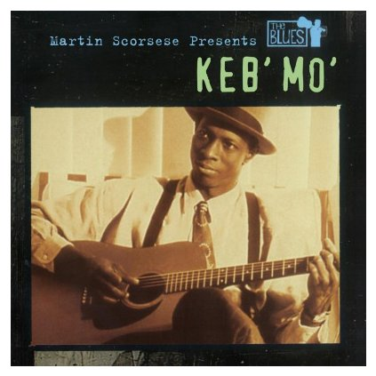 VINYLO.SK | KEB'MO' - MARTIN SCORSESE PRESENTS THE BLUES (2LP)..THE BLUES/180GR./4P BOOKLET/FIRST TIME ON VINYL