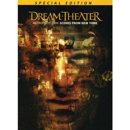 VINYLO.SK | DREAM THEATER ♫ METROPOLIS 2000 - SCENES FROM NEW YORK [DVD] 0085364022622