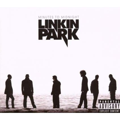VINYLO.SK   LINKIN PARK ♫ MINUTES TO MIDNIGHT [CD] 0093624447726