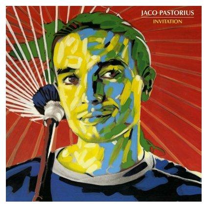 VINYLO.SK   PASTORIUS, JACO - INVITATION (LP)180GR./INSERT
