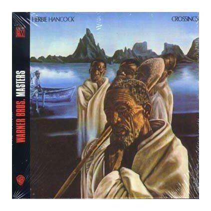 VINYLO.SK | HANCOCK, HERBIE ♫ CROSSINGS [CD] 0093624754220
