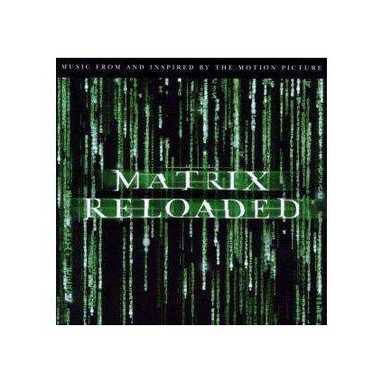 VINYLO.SK | OST ♫ MATRIX RELOADED [2CD] 0093624841128