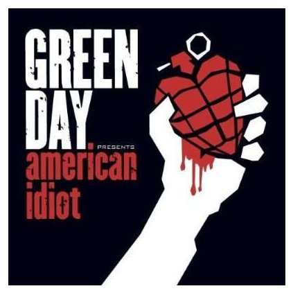 VINYLO.SK | GREEN DAY ♫ AMERICAN IDIOT [CD] 0093624877721