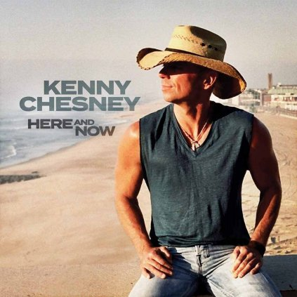 VINYLO.SK | CHESNEY, KENNY ♫ HERE AND NOW [CD] 0093624892939