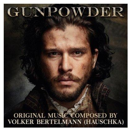 VINYLO.SK | OST - GUNPOWDER (LP)180GR./4P INSERT/MUSIC BY HAUSCHKA/500 CPS SILVER VINYL