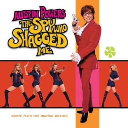 OST ♫ Austin Powers: The Spy Who Shagged Me =RSD= [LP]