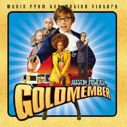 OST ♫ AUSTIN POWERS IN GOLDMEMBER / RSD [LP]