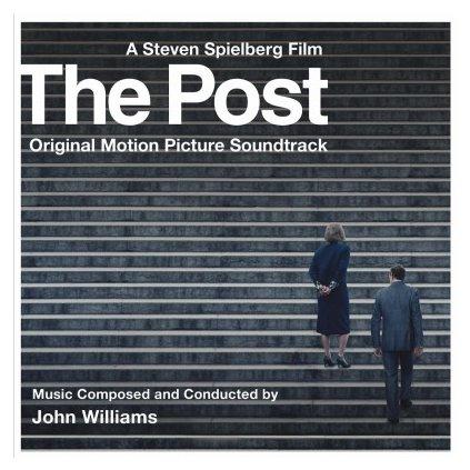 VINYLO.SK | OST - POST (LP)180GR./4P INSERT/JOHN WILLIAMS/1000 CPS ON WHITE VINYL