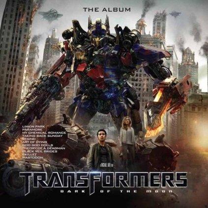VINYLO.SK   OST ♫ TRANSFORMERS: DARK OF THE MOON / RSD [LP] 0093624903901