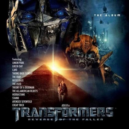 VINYLO.SK   OST ♫ TRANSFORMERS: REVENGE OF THE FALLEN - THE ALBUM / RSD [2LP] 0093624903918