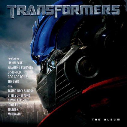 VINYLO.SK   OST ♫ TRANSFORMERS - THE ALBUM / RSD [LP] 0093624903925