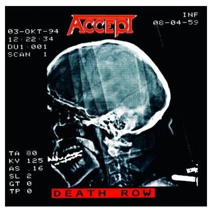VINYLO.SK | ACCEPT - DEATH ROW (2LP)180GR./GATEFOLD/BLACK VINYL