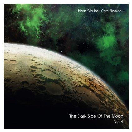 VINYLO.SK | SCHULZE, KLAUS - DARK SIDE OF THE MOOG VOL.4 (2LP).. MOOG VOL.4// 180GR. / INSERT / FIRST TIME ON VINYL