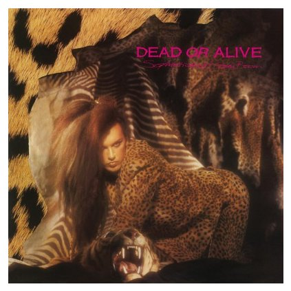 VINYLO.SK | DEAD OR ALIVE - SOPHISTICATED BOOM BOOM (LP)..BOOM BOOM//180GR.