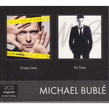 VINYLO.SK | BUBLE, MICHAEL ♫ CRAZY LOVE / IT'S TIME [2CD] 0093624943419