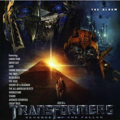 VINYLO.SK   OST / RÔZNI INTERPRETI ♫ TRANSFORMERS - REVENGE OF THE FALLEN [CD] 0093624976677