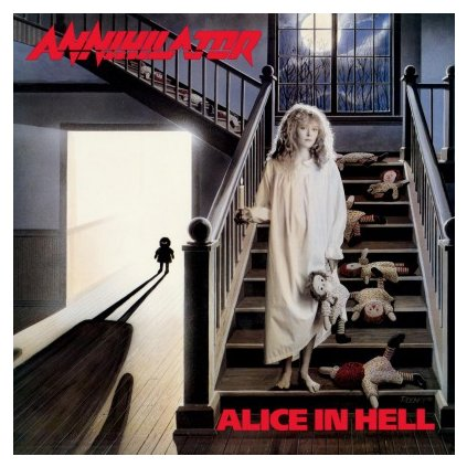 VINYLO.SK | ANNIHILATOR - ALICE IN HELL (LP)180GR./INSERT