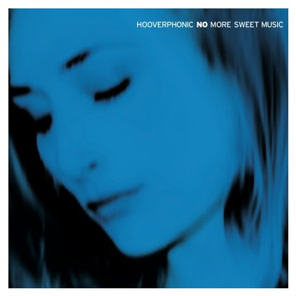 VINYLO.SK | HOOVERPHONIC - NO MORE SWEET MUSIC (2LP)180GR./GATEFOLD/1000 CPS ON TRANSPARENT BLUE VINYL