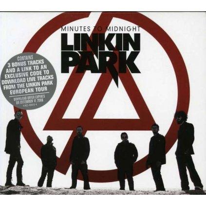 VINYLO.SK   LINKIN PARK ♫ MINUTES TO MIDNIGHT [CD] 0093624989349