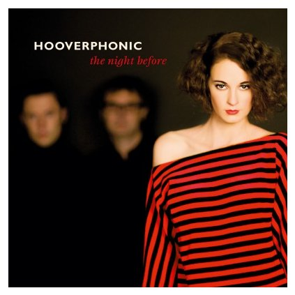VINYLO.SK | HOOVERPHONIC - NIGHT BEFORE (LP)180GR/INSERT/1000 NUMBERED CPS ON TRANSPARENT RED VINYL