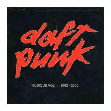 VINYLO.SK   DAFT PUNK ♫ MUSIQUE VOL. 1 (1993 - 2005) [CD] 0094635840520