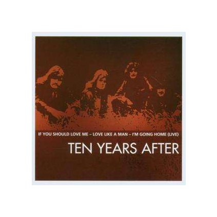 VINYLO.SK | TEN YEARS AFTER ♫ THE ESSENTIAL [CD] 0094638525325
