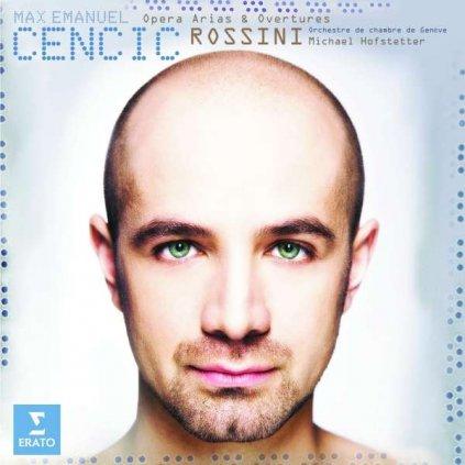 VINYLO.SK | CENCIC MAX EMMANUEL ♫ ARIAS [CD] 0094638578826