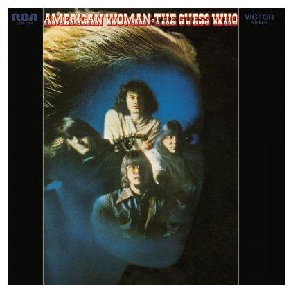 "VINYLO.SK | GUESS WHO - AMERICAN WOMAN (LP)180GR./GATEFOLD/FT. ""NO TIME"", ""NO SUGAR TONIGHT"" A.O."