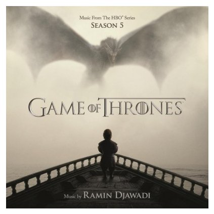 VINYLO.SK | OST - GAME OF THRONES 5 (RAMIN DJAWADI) (2LP)180GR/GATEFOLD/INSERT/2018TOUR EDITION/2500CPS COLOURED