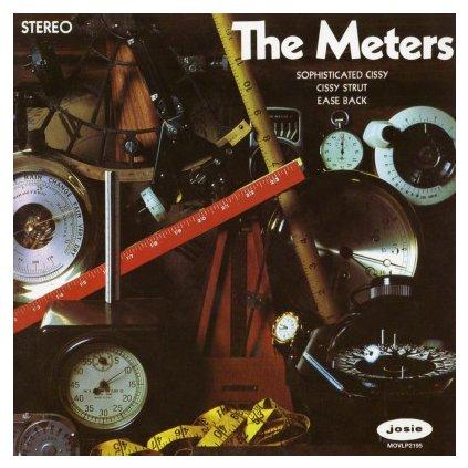 VINYLO.SK | METERS - METERS (LP)180 GR.