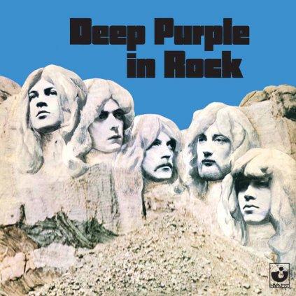 VINYLO.SK | DEEP PURPLE ♫ DEEP PURPLE IN ROCK (2018 VERSION) [LP] 0190295565107