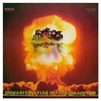 "VINYLO.SK | JEFFERSON AIRPLANE - CROWN OF CREATION (LP)180GR./INSERT/50TH ANN./FT. ""GREASY HEART"""