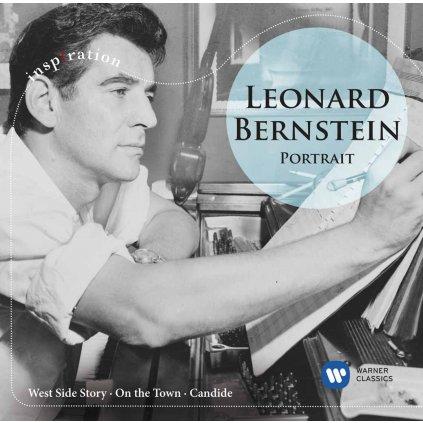 VINYLO.SK | BERNSTEIN, LEONARD ♫ LEONARD BERNSTEIN: PORTRAIT [CD] 0190295655877