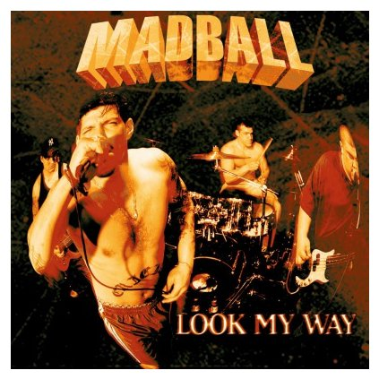 VINYLO.SK | MADBALL - LOOK MY WAY (LP)180GR./4P BOOKLET/1500 NUMBERED COPIES ON SILVER VINYL