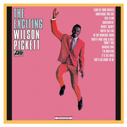 VINYLO.SK | PICKETT, WILSON - EXCITING WILSON PICKETT (LP)180GR.
