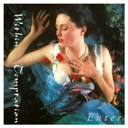 VINYLO.SK | WITHIN TEMPTATION - ENTER (LP)180GR./4P BOOKLET/FIRST TIME ON VINYL/5000 CPS COLOURED