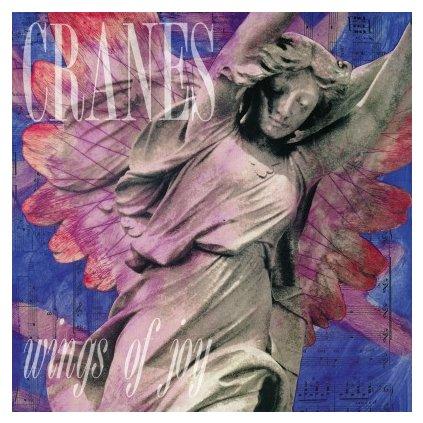 VINYLO.SK | CRANES - WINGS OF JOY (LP)180GR./INSERT/1500 NUMBERED COPIES ON BLUE VINYL