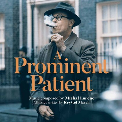 VINYLO.SK | OST ♫ MASARYK - A PROMINENT PATIENT (MICHAL LORENC) [CD] 0190295844394