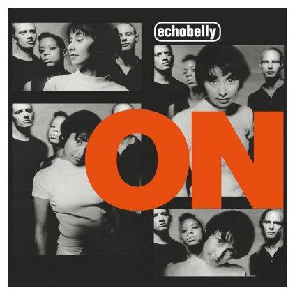 VINYLO.SK | ECHOBELLY - ON (LP)180GR./INSERT