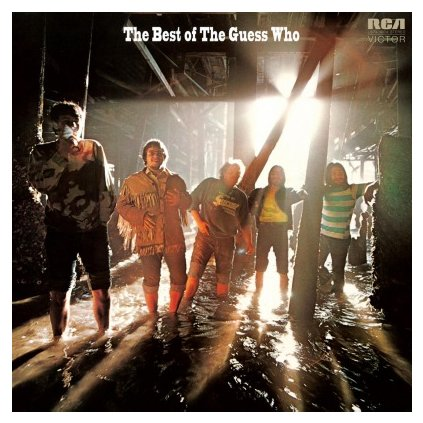 VINYLO.SK | GUESS WHO - BEST OF THE GUESS WHO (LP)..WHO/180GR./GATEFOLD/INSERT/INCL. EXCLUSIVE POSTER