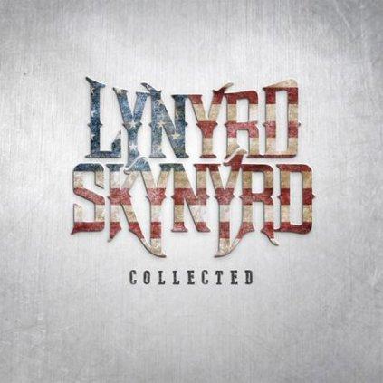 VINYLO.SK | LYNYRD SKYNYRD - COLLECTED [2LP] 180g GATEFOLD / 4P BOOKLET / PVC SLEEVE / BLACK VINYL