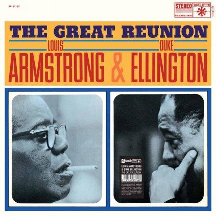 VINYLO.SK   ARMSTRONG, L. & D. ELLINGTON ♫ THE GREAT REUNION [LP] 0190295961398