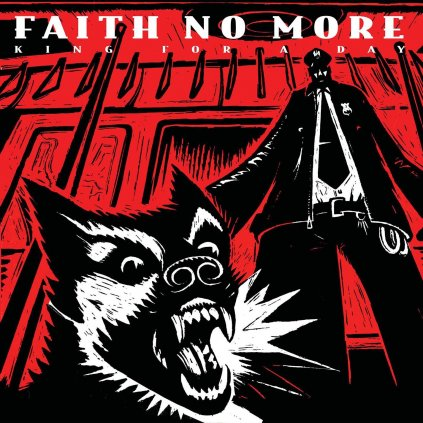 Faith No More ♫ King For A Day, Fool For A Lifetime [2LP]