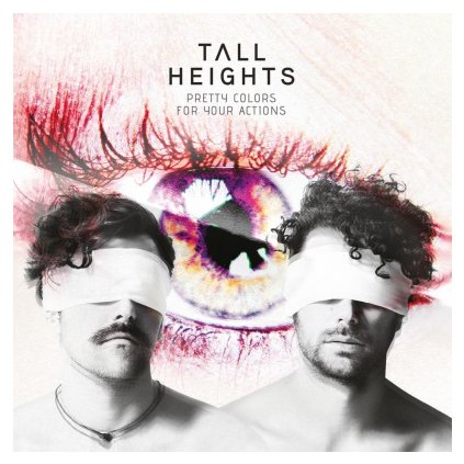 VINYLO.SK | TALL HEIGHTS - PRETTY COLORS FOR YOUR ACTIONS (LP)..YOUR ACTIONS/180 GR./INSERT/500 CPS ON COLOURED VINYL